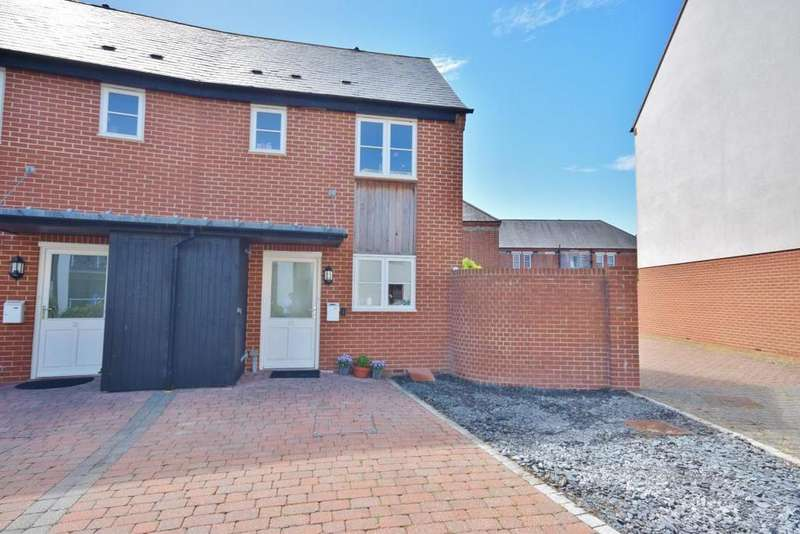 2 Bedrooms End Of Terrace House for sale in Limes Park, Basingstoke, RG24