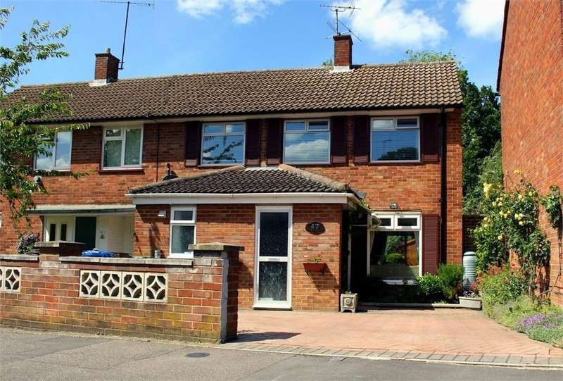 3 Bedrooms End Of Terrace House for sale in Brownrigg Crescent, Bracknell, Berkshire