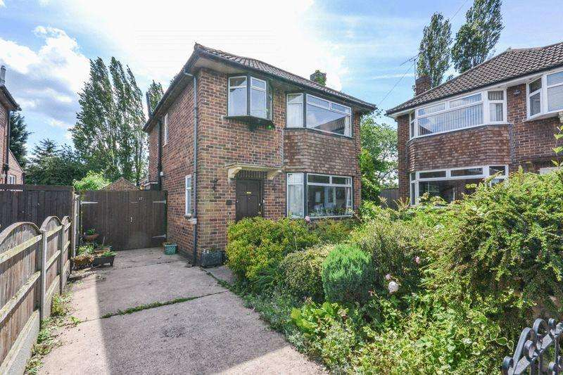 3 Bedrooms Detached House for sale in RADCLIFFE AVENUE, CHADDESDEN