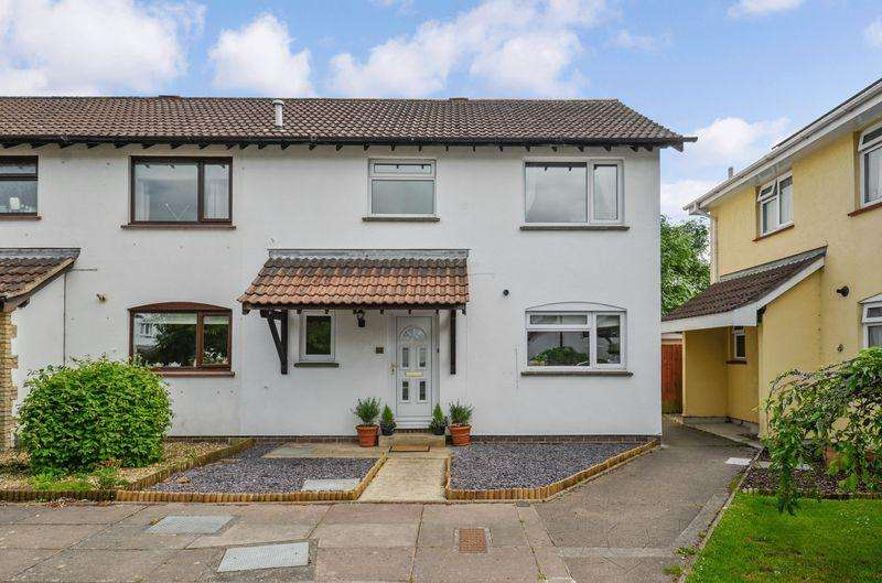 3 Bedrooms Semi Detached House for sale in Newton Abbot