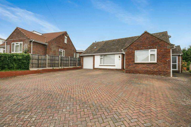 4 Bedrooms Bungalow for sale in Holford Road, Bridgwater