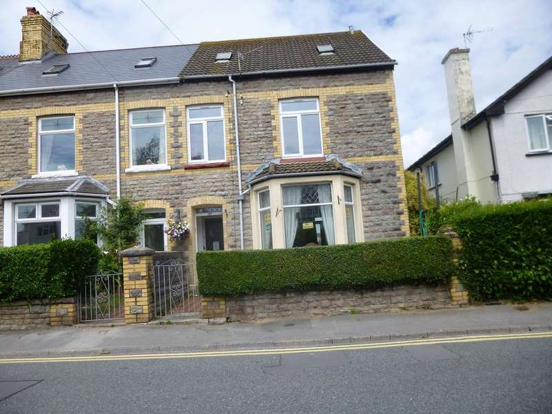 6 Bedrooms Semi Detached House for sale in New Road, Porthcawl CF36