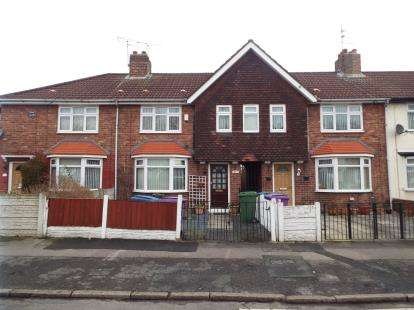 3 Bedrooms Semi Detached House for sale in Acanthus Road, Liverpool, Merseyside, L13