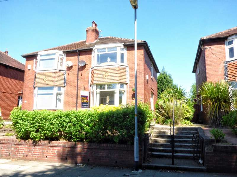 3 Bedrooms Semi Detached House for sale in Percy Street, Rochdale, Lancashire, OL16