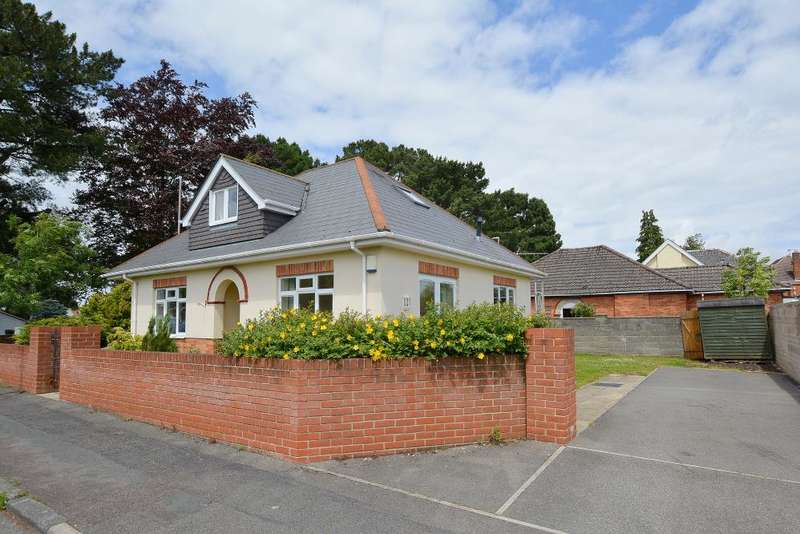 4 Bedrooms Detached Bungalow for sale in Bournemouth