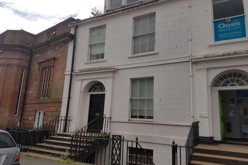 4 Bedrooms Property for sale in Castle Street, Dumfries, DG1