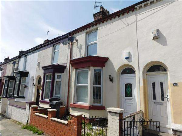2 Bedrooms Terraced House for sale in Olivia Street, Liverpool, Liverpool
