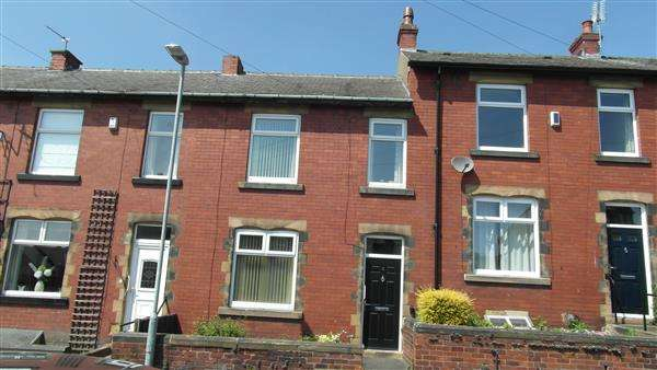 3 Bedrooms Terraced House for sale in Tidswell Street, Heckmondwike, Heckmondwike
