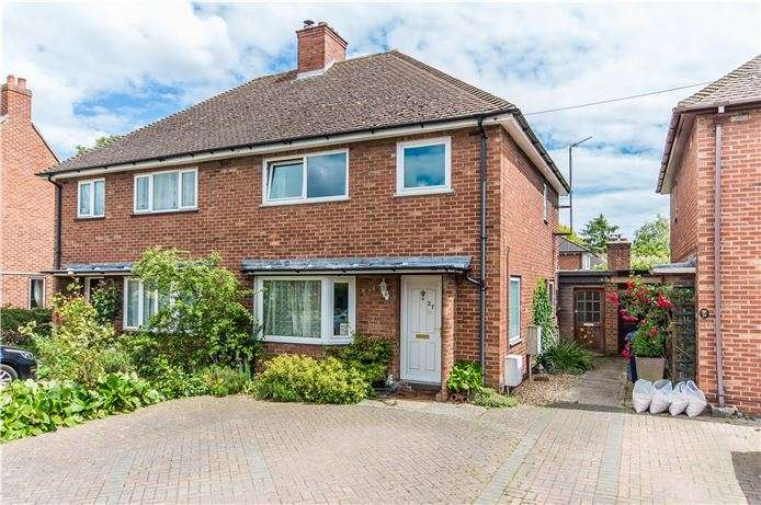 3 Bedrooms Semi Detached House for sale in Pieces Terrace, Waterbeach, Cambridge