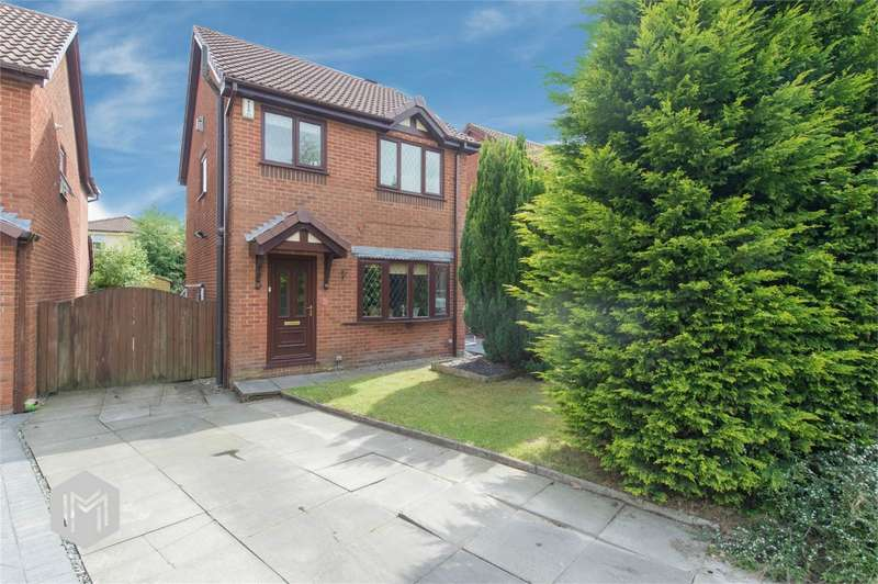 3 Bedrooms Detached House for sale in Astley Hall Drive, Ramsbottom, Bury, Lancashire