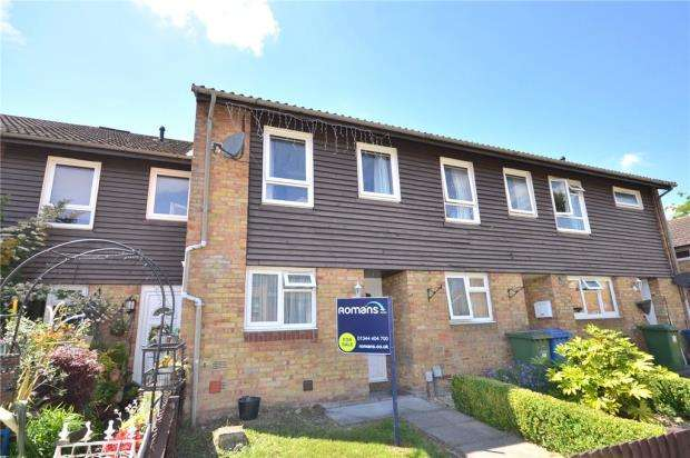 4 Bedrooms Terraced House for sale in Hillberry, Bracknell, Berkshire