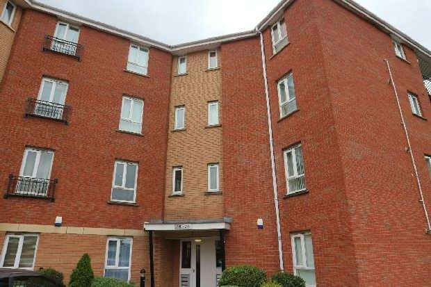 2 Bedrooms Apartment Flat for sale in Ellerman Road, City Quay , Liverpool