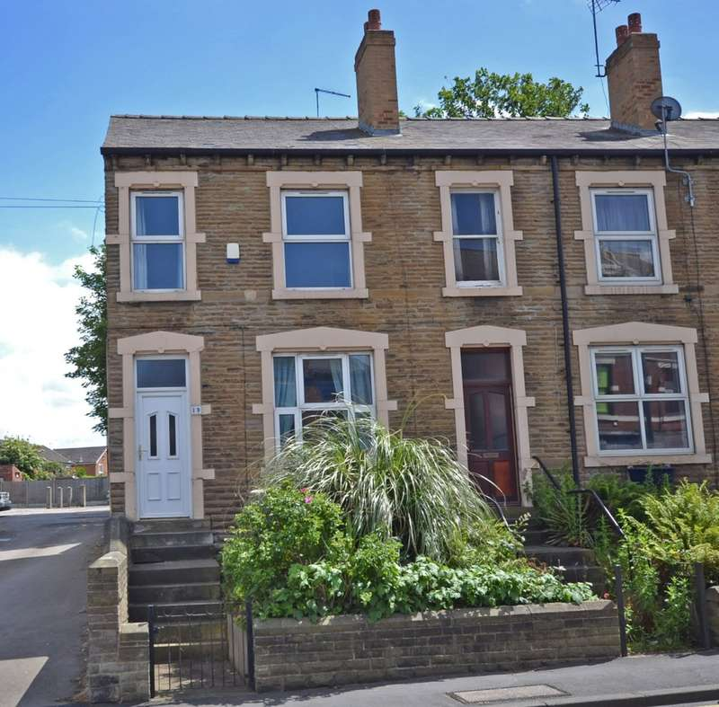 3 Bedrooms End Of Terrace House for sale in Commercial Street, Rothwell