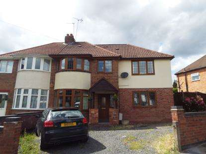 3 Bedrooms Semi Detached House for sale in Trysull Avenue, Birmingham, West Midlands