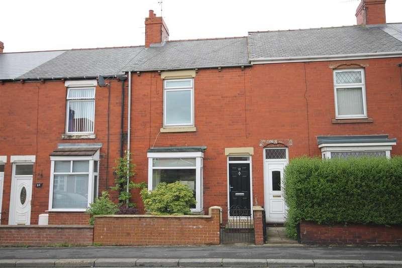 2 Bedrooms Terraced House for sale in West Terrace, Spennymoor