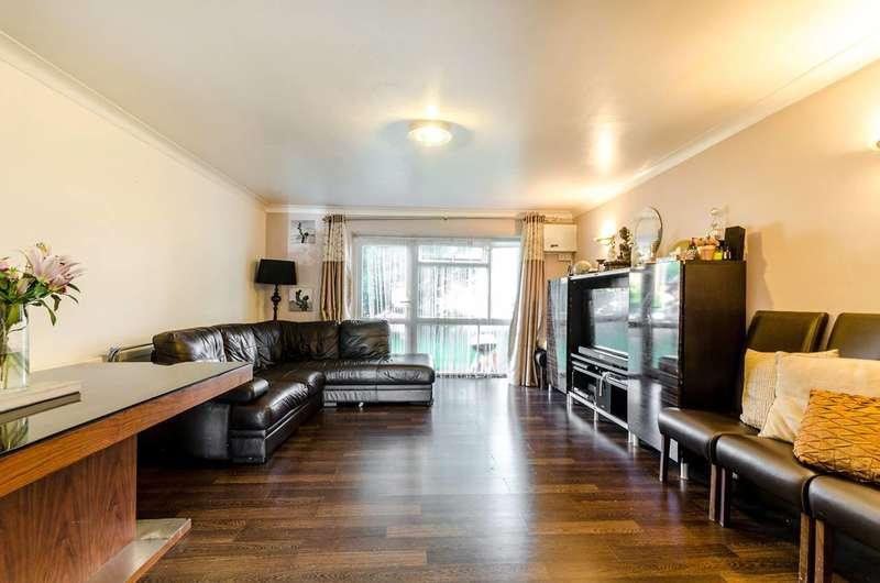 2 Bedrooms Flat for sale in Rodney Close, New Malden, KT3