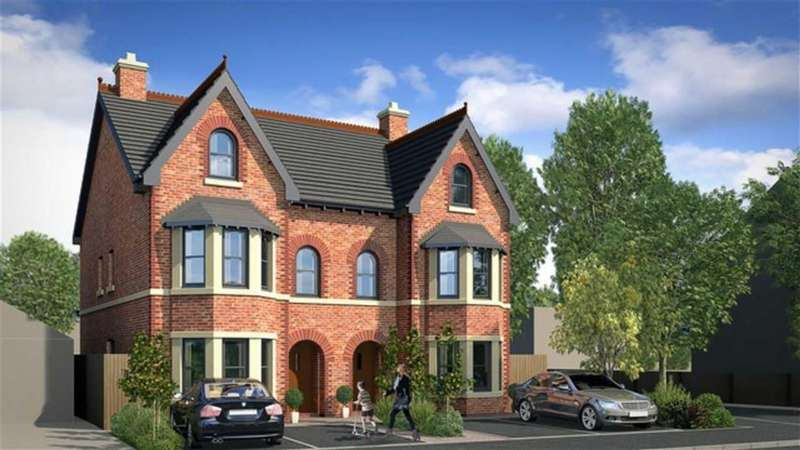 4 Bedrooms Property for sale in Burton Road, West Didsbury, Manchester, M20