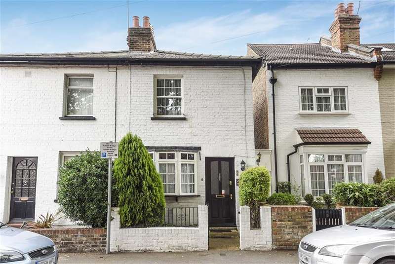 2 Bedrooms Property for sale in Fairfield East, Kingston Upon Thames