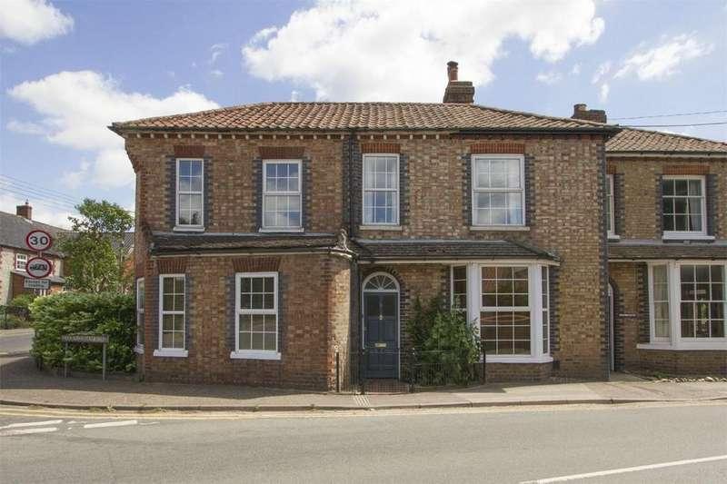4 Bedrooms Semi Detached House for sale in Pound Close, Garboldisham Road, East Harling, Norfolk