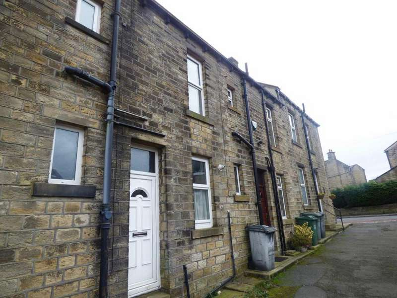2 Bedrooms Terraced House for sale in Manor Road, Golcar, Huddersfield, West Yorkshire, HD7