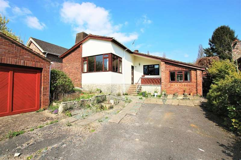 3 Bedrooms Detached Bungalow for sale in Bassett, Southampton