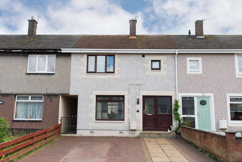 2 Bedrooms Terraced House for sale in Forth Gardens , Oakley