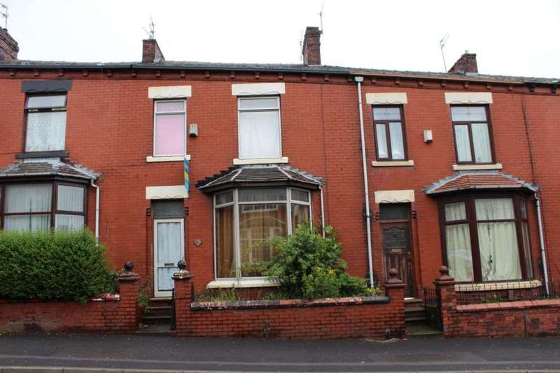 3 Bedrooms Terraced House for sale in Copsterhill Road, Oldham