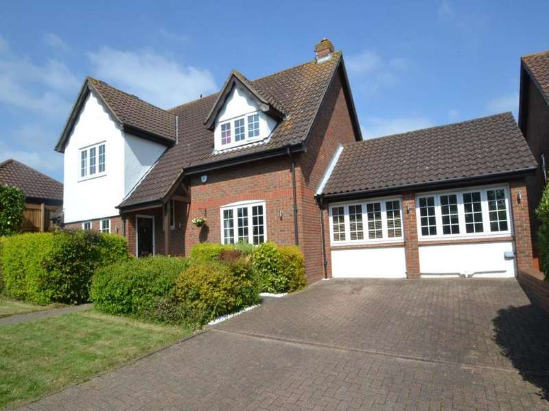 4 Bedrooms Detached House for sale in Kennel Lane, Billericay, Essex, CM11