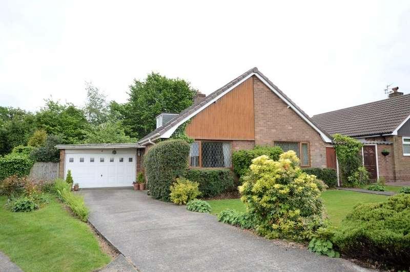 2 Bedrooms Detached Bungalow for sale in Willow Lane, Appleton, Warrington