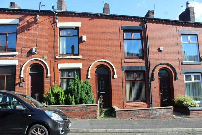 3 Bedrooms Terraced House for sale in Brierly Street, Hathershaw