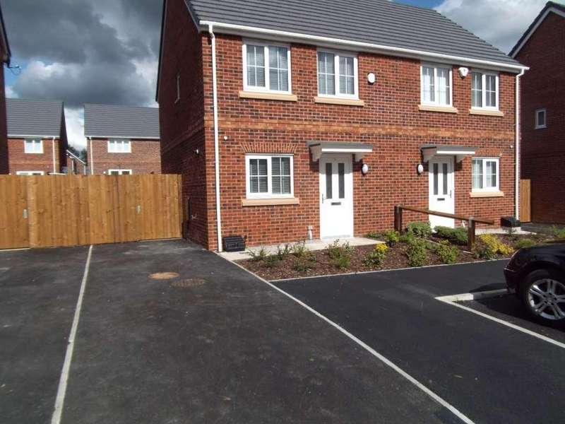 2 Bedrooms Semi Detached House for sale in Sunnybrow Close, Oldham