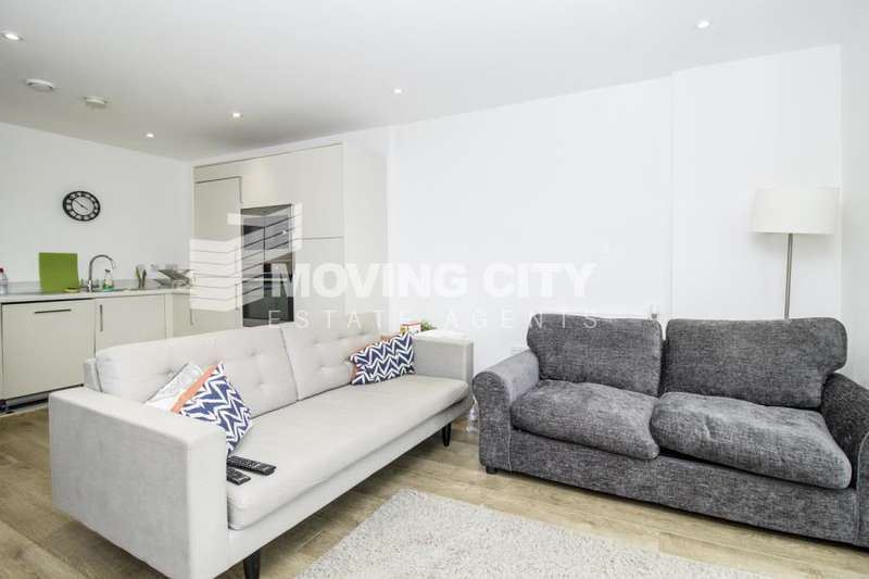 2 Bedrooms Flat for sale in Parliament Reach, Vauxhall, SE11