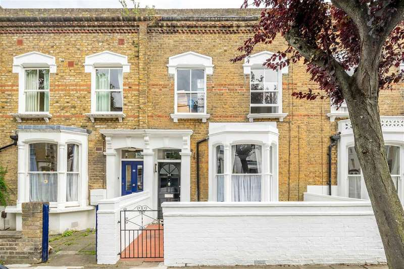4 Bedrooms Terraced House for sale in Chatterton Road, London