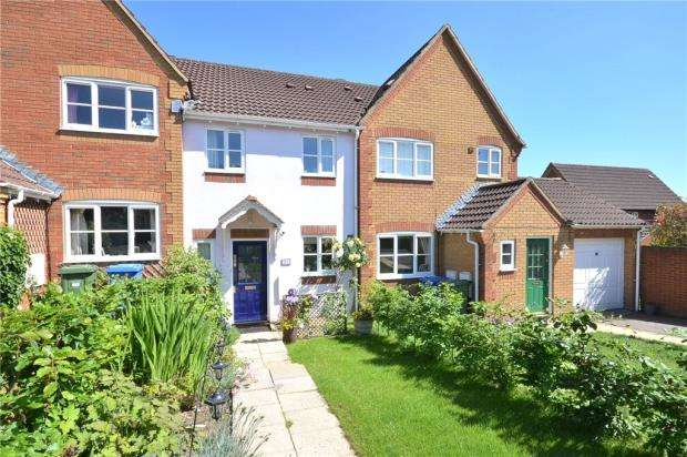 2 Bedrooms Terraced House for sale in Budham Way, Bracknell, Berkshire