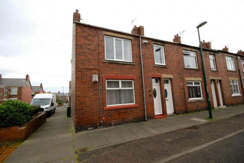 3 Bedrooms Flat for sale in Collingwood Street, Hebburn