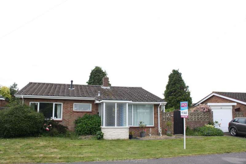 2 Bedrooms Detached Bungalow for sale in Nursery Lane, Fareham