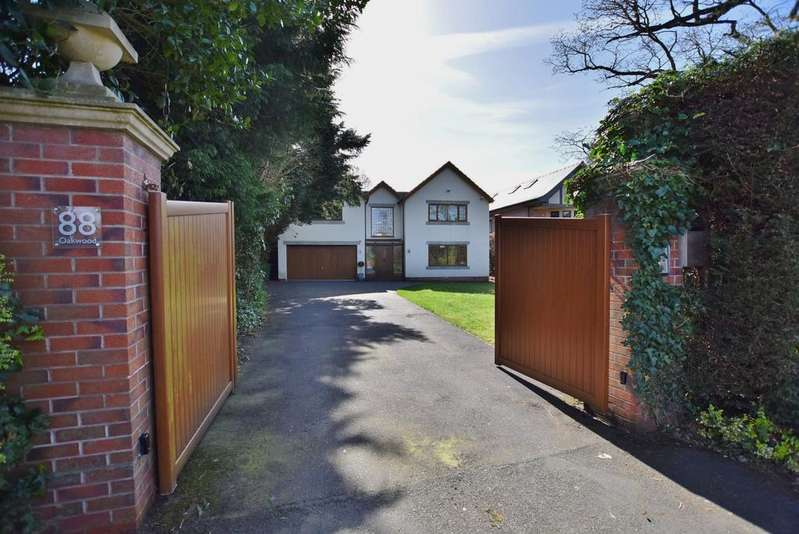 5 Bedrooms Detached House for sale in Chapel Lane, Hale Barns