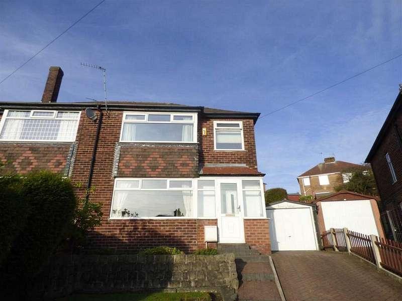 3 Bedrooms Semi Detached House for sale in Merton Avenue, Hollins, Oldham, OL8