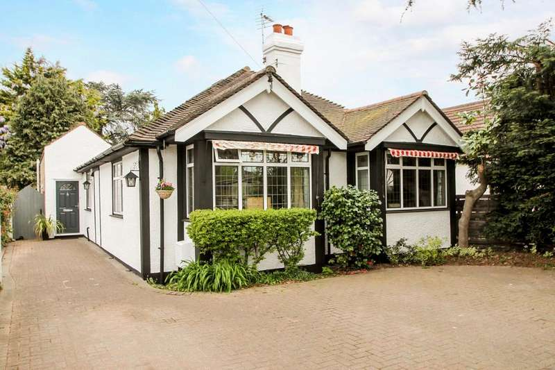 4 Bedrooms Detached Bungalow for sale in Feltham Hill Road, Ashford, TW15