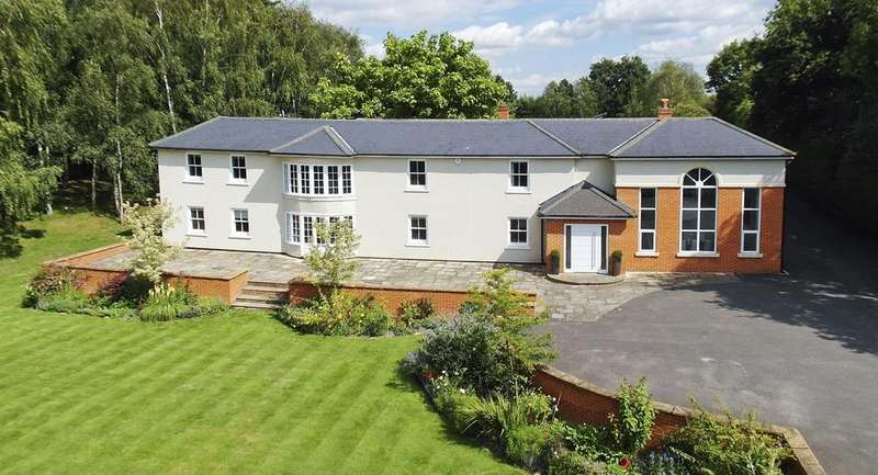 8 Bedrooms Detached House for sale in Terrace Hall Chase, Great Horkesley, Colchester, Essex, CO6