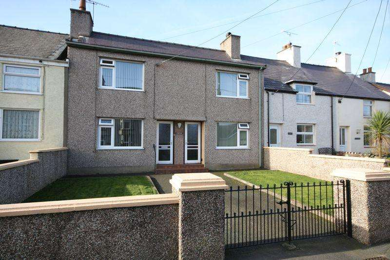 3 Bedrooms Terraced House for sale in Newborough, Anglesey