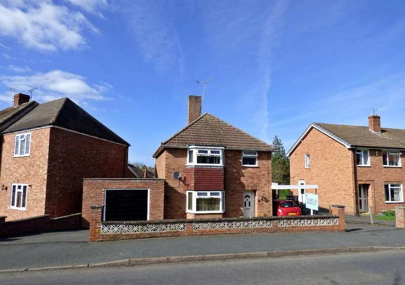 3 Bedrooms Detached House for sale in Dormington Drive, Tupsley, Hereford
