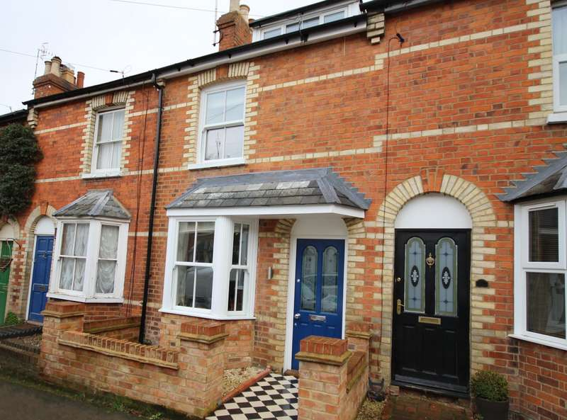 3 Bedrooms Terraced House for sale in Albert Road, Henley-On-Thames, RG9