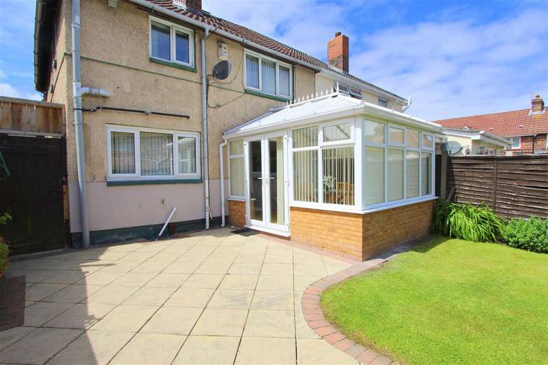 3 Bedrooms Semi Detached House for sale in Crofton Crescent, Old Swan, Liverpool