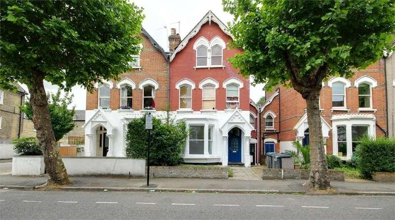 1 Bedroom Flat for sale in Oakfield Road, Stroud Green, London