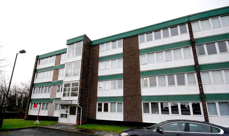 2 Bedrooms Apartment Flat for sale in Haydon Close, Redhouse Farm