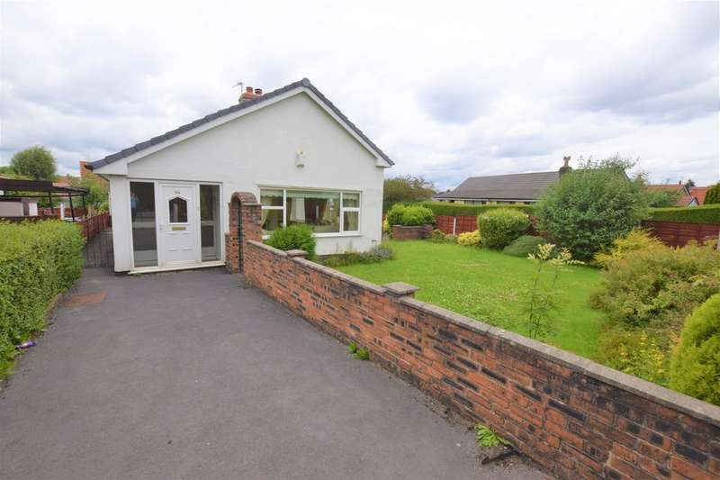 3 Bedrooms Detached Bungalow for sale in Turves Road, Cheadle Hulme