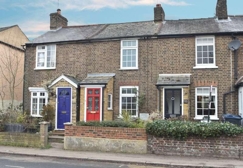 2 Bedrooms Terraced House for sale in Rye Street, Bishop's Stortford