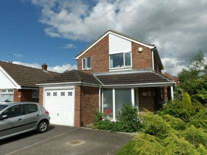 3 Bedrooms Detached House for sale in Whitehill Road, Ellistown, Caolville