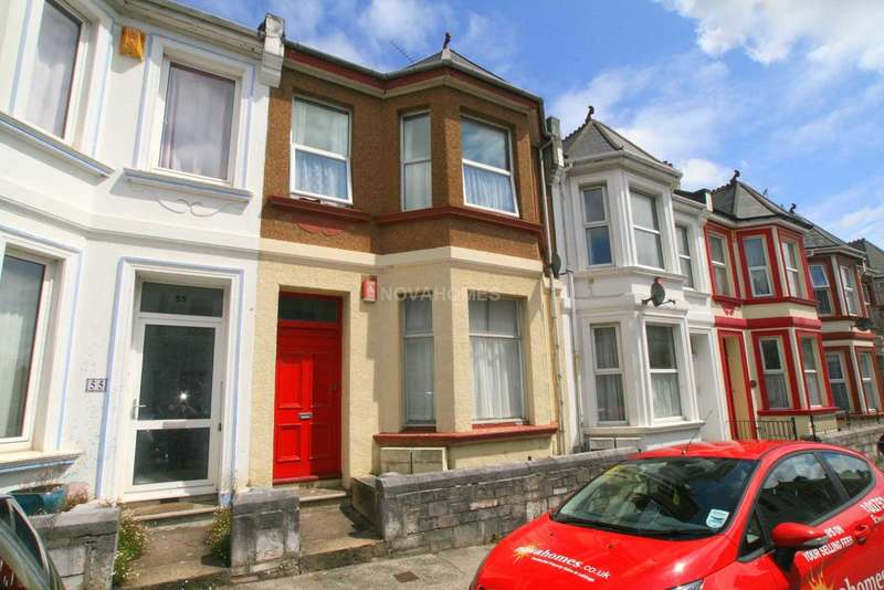 2 Bedrooms Flat for sale in Whittington Street, Stoke, PL3 4EQ